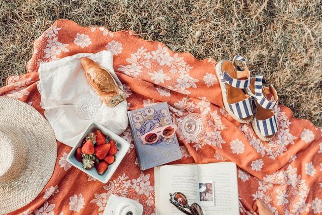 海外風ピクニック